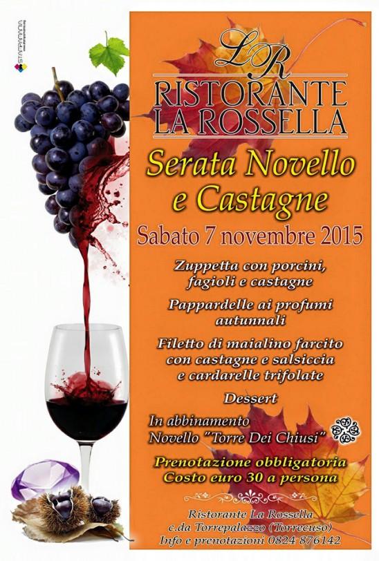 Novello e Castagne