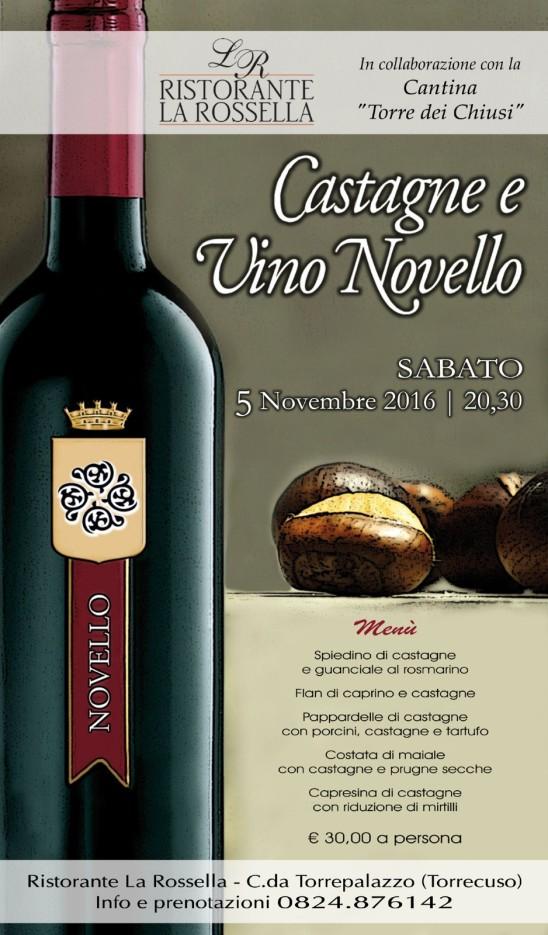 Novello e Castagne – 2016